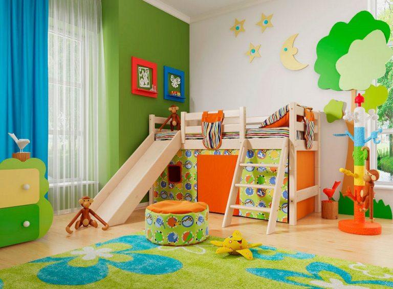 Детская-кровать-с-горкой-44